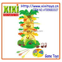 Falling monkey game tumbling monkeys game toys