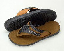 men leather slippers sandals