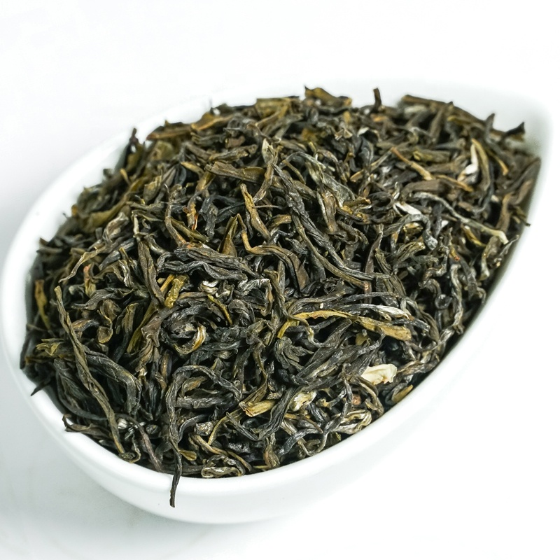 ZSL-HA-008M Best Selling Health Green Jasmine Mao Feng Tea Prices