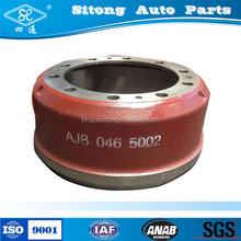 Best Quality Auto Brake System Brake Drum AJB0465002