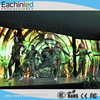 New Product Indoor Electronic Advertising LED Display Screen, LED Strip Display Screen Usage P6 Full Color LED Panel