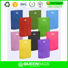 cheap promotional logo customized plastic shopping bag