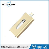 2016 Newest OTG USB flash drive 8g / 16g / 32g / 64g Smart Phone Tablet PC pendrive OTG real capacity OTG
