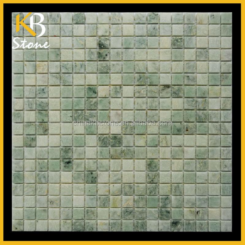 Polished Jade Green Swimming Pool Mosaic Tiles Buy Swimming Pool Mosaic Tiles Product On
