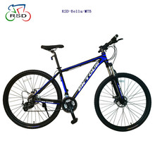 Factory wholesale 2017 new 26inch 21-speed full suspension mountain cycle,26inch Mountian bicycle moutain bike with disc brake