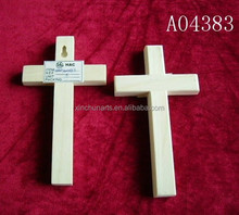 wood crosses for sale/wood craft crosses/stand wood cross