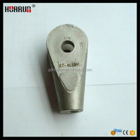 Stainless steel rod for glass canopy awning fittings