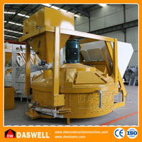 Daswell hot selling mini electric vertical shaft concrete mixer