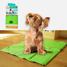 Pet Beds&Accessories Type and Eco-Friendly Feature Pet Mat Pet Cooling Mat
