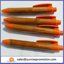 RECYCLE FACTORY TOP PRICE BAMBOO ROLLER PEN