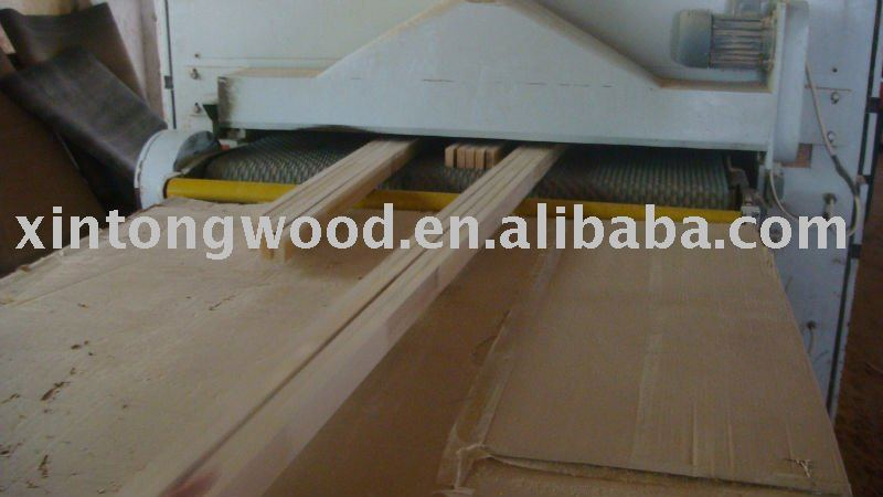 paulownia finger joint wooden strip for furniture