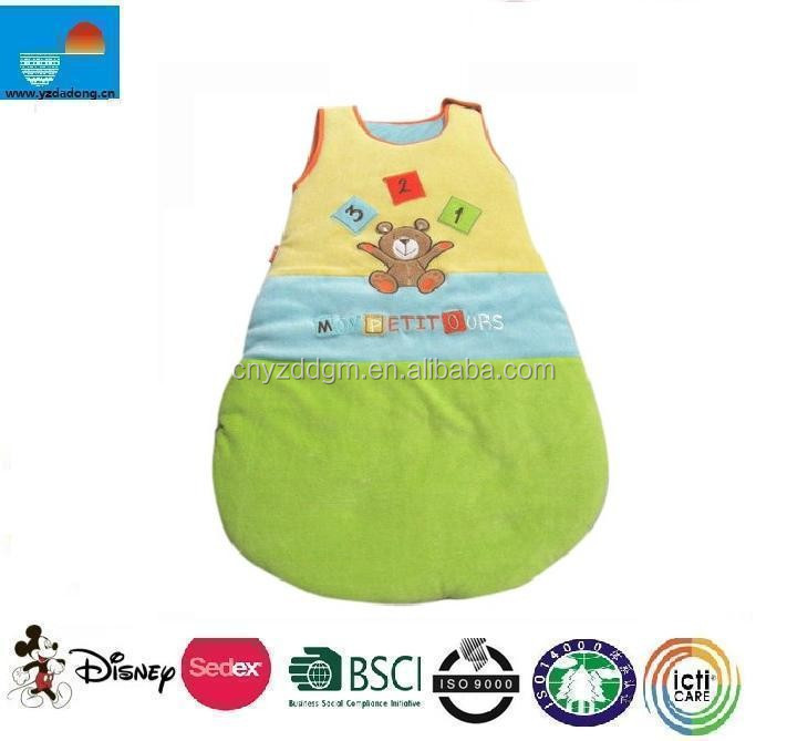 baby sleeping bag /sleeping bag baby/baby winter sleeping bag