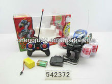 7 channel R/C dancing car with music and light