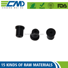 latest product of china rubber switch silicone pipe end cap hat seals oem