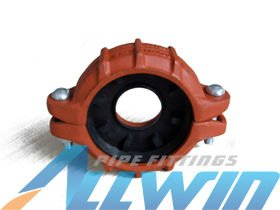ductile iron Grooved reducing coupling