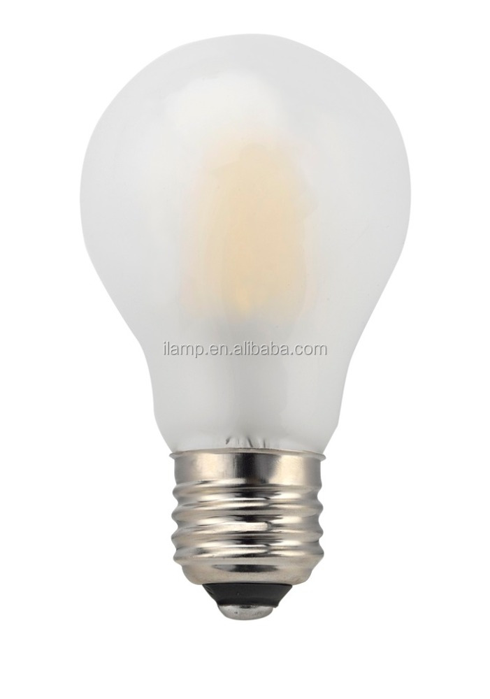 New product A70 led lighting FILAMENT 10W clear frosted E27 B22 CE RoHS led bulb led the lamp