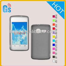 Tpu Gel Rubber Jelly Style Case Cover For Alcatel one touch T'POP OT 4010 T pop