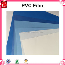 2016 New Pattern Blue, White Soft PVC Embossed Film