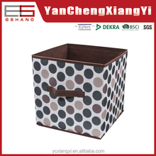 600D polyester Oxford fabric without lid cover with handle Distributor stock storage Drawer box