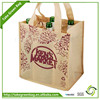 high quality factory price reusable custom 6 bottle pp non woven wine bag