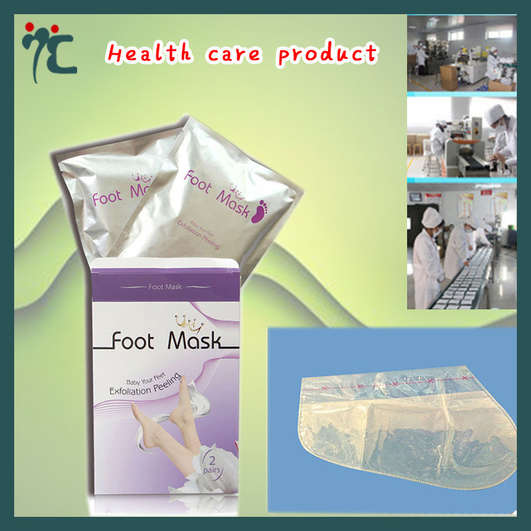 callus remover disposable foot mask for foot skin care