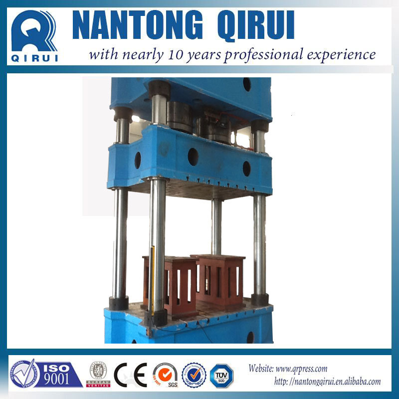 Adjustment manual semiautomatic cold (hot) metal extrusion molding presses