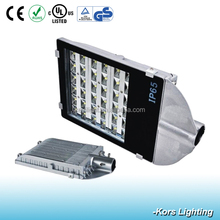 CE Rohs Warm color temperature street led light shell
