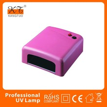 hot and high quality Ningbo 36w gel curing uv lamp (machine) with CE and ROTHS certificate