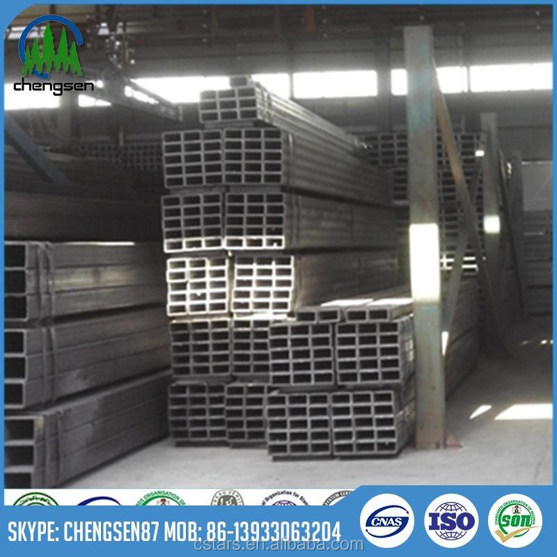 Timely shipment steel square tube material specifications