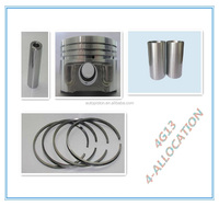 piston four supporting/ factory sell durable & cheap mitsubish engine parts