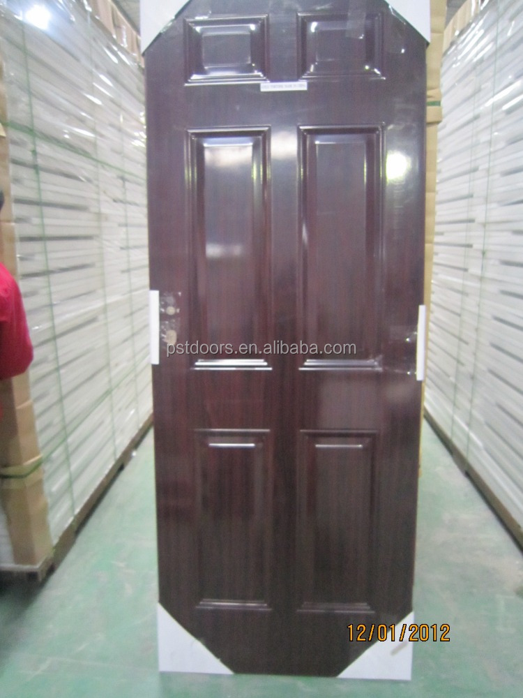 embossed metal door skin,steel door panel, steel panel door