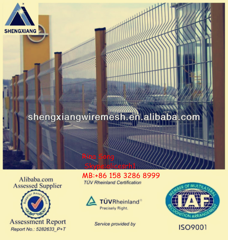 Hot Sales Anti Climb Security fence ( FACTORY)
