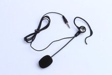 Factory 1200m Soccer Referee Bluetooth Helmet Intercom Headset V5C