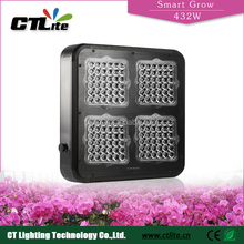 grow lighting led CTL-G3S-E4 432W ctlite g3s led grow light shenzhen China factory directly offer