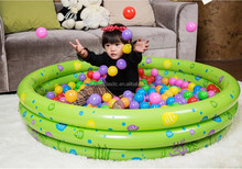 PVC inflatable swim pool ball pits for kids, inflatable children/baby ball pits pool, inflatable pool with ocean balls
