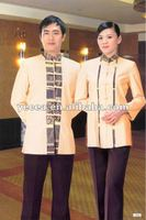 hotel housekeeping uniform/hotel uniform