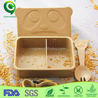 Microwavable commercial food packaging container