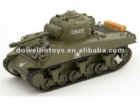 Clearance Item - RC M4A3 Sherman Tank 1:30 Scale (Limited Stock)Hot Sales