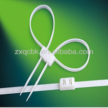 pvc rfid cable tie tags/ nylon 66 marker tag/plastic cable tag