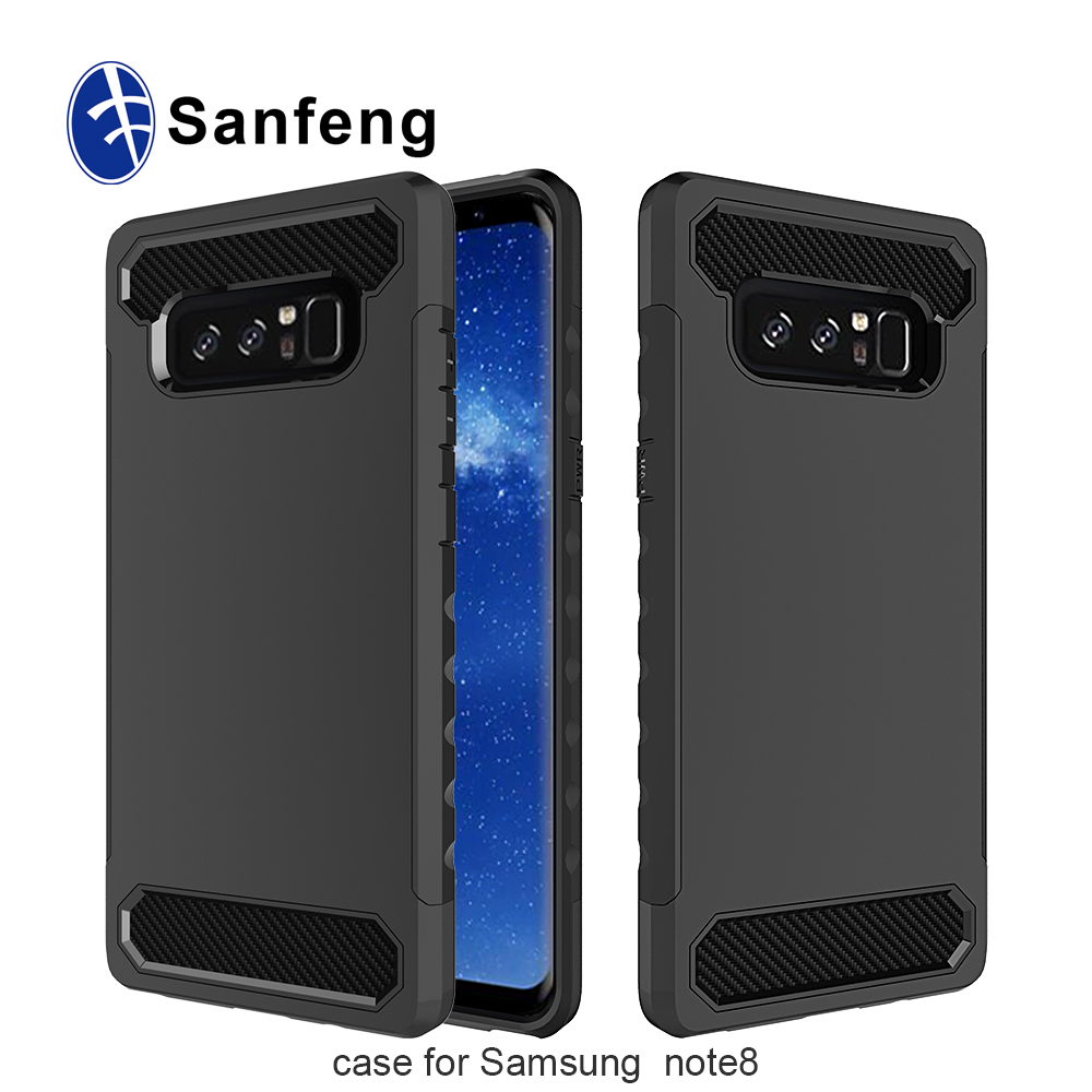 For Samsung Galaxy Note 8 Case, Slim Impact Resistant Mobile Phone Case Cover for Samsung Galaxy Note 8