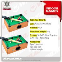 cheap and foldable pool tables,7FT MDF Pool Table Cheap Pool table