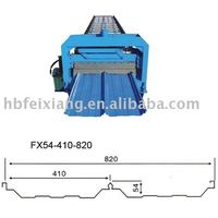 China automatic Joint Hidden Roll formerJCH roll forming machine