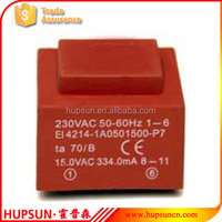 5.0VA 6V 7.5V 9V 12V 18V 24V 220V 230V 440V encapsulated transformer VDE UL PCB mount electronic Transformer