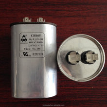Capacitor CBB65 for motor run applications
