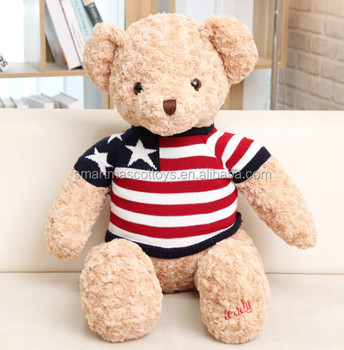 cheap price to custom stuffed plush toy teddy bear plush bear
