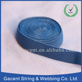 Customized color fold over elastic binding tape with good quality