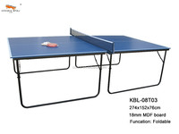 KBL-08T03 Strong Structure Table tennis table