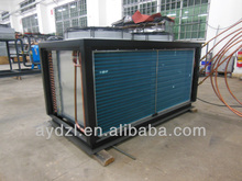 Cooling/Heating System Air-cooled Air Conditioner With R134a/R407c