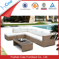 Half circle sofas outdoor rattan extra large sectional sofas