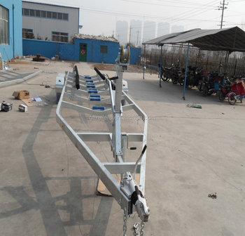 Boat trailer of TR0230